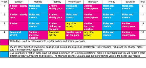 Arctic Marathon Training Schedule
