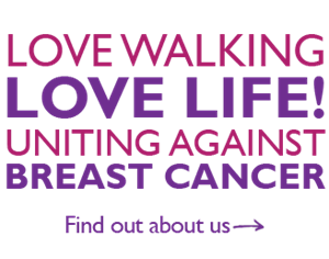 Join the MoonWalk London and unite with us against breast cancer