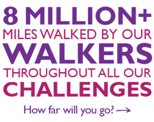 Walk the Walk challenges