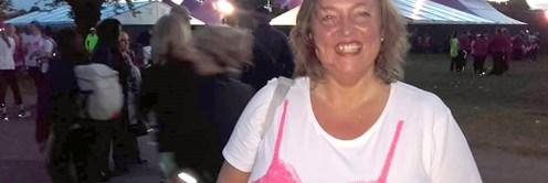 Sonia at The MoonWalk London 2017