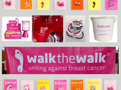 Fundraising Events for Walk the Walk
