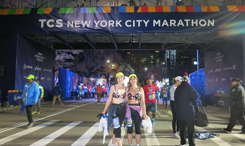Walk the Walk - The New York City Marathon in 2019 - Join us!