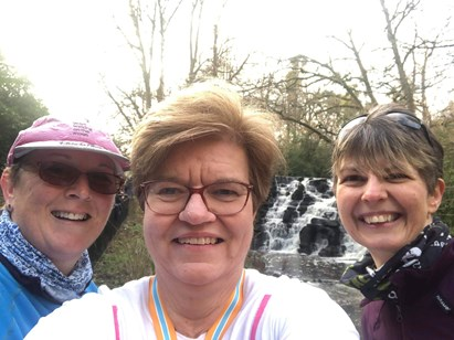 Pat and Emma round up their 2019 Country Walking Challenge