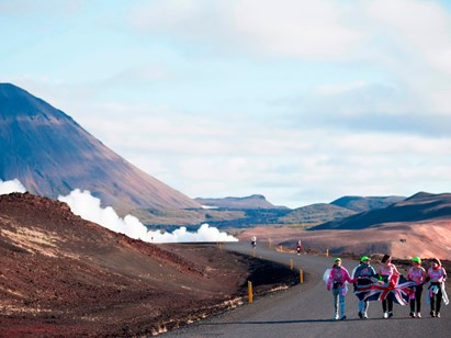 50 reasons to join The MoonWalk Iceland in 2020